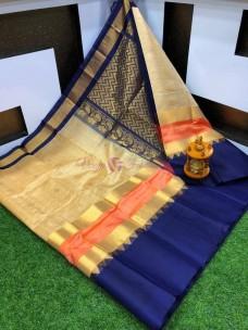 Kuppadam sarees with big border