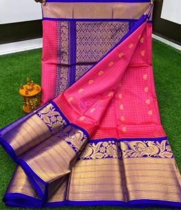 New kanchi Kuppadam pattu sarees