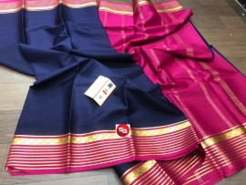 Light weight mysore silk sarees