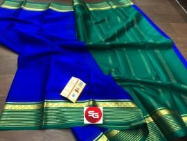 Light weight mysore silk sarees