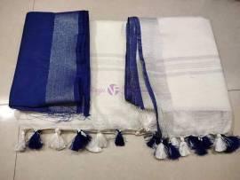 Linen by linen sarees