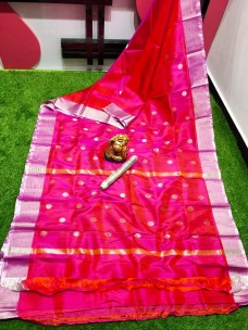 Uppada sarees with dollar butti