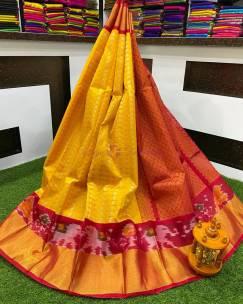 Kuppadam pochampalli border sarees