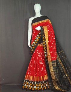 Exclusive ikkat silk sarees