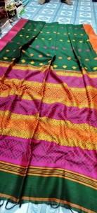 Pure khadi jamdani sarees