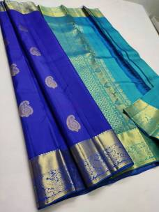 Latest Pure kanchipuram silk sarees