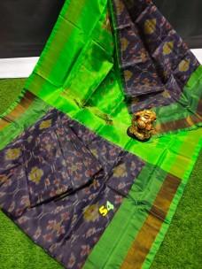 Uppada light weight soft silk sarees