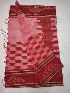 Mangalagiri cotton ikkat sarees