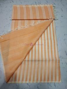 Mangalagiri cotton striped sarees