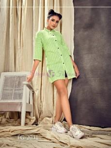 Pure khadi tunics shirts