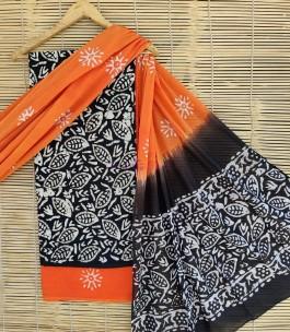 Pure cotton dress materials