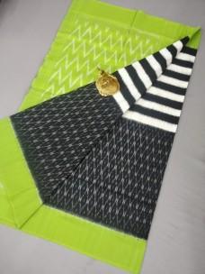Pure ikkat mercerised cotton sarees