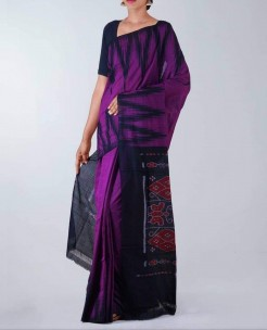 Ikkat cotton sarees