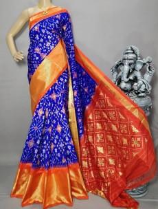 Special ikat silk sarees