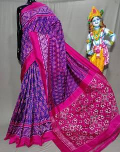 Special pochampalli ikat sarees