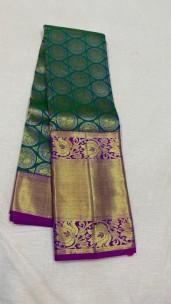 Pure kanchipuram bridal sarees