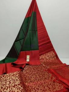 Double warp pure kanchipuram silk sarees