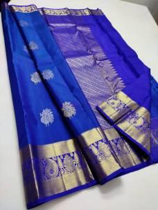 New Pure kanchipuram silk sarees