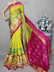 Pure handloom pochampally ikkat silk sarees