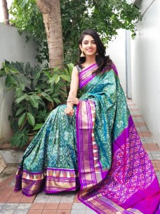 Pochampally silk sarees
