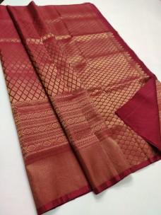 Pure kanchipuram traditional soft silk sarees