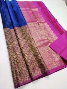 Pure traditional handloom silk sarees