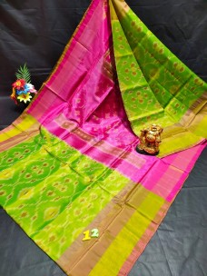 Uppada soft silk sarees
