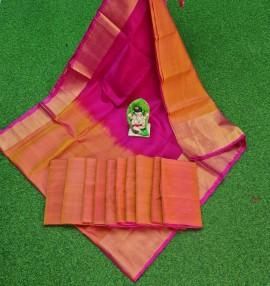 Uppada sarees with big border