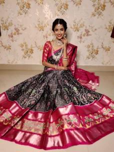 Pochampally double ikat sarees