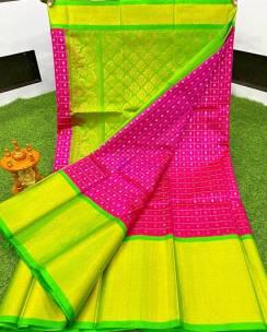 Kuppadam  jil checks sarees