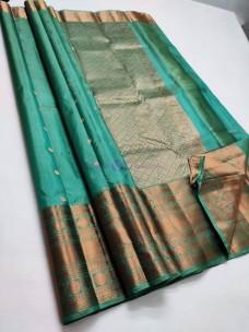 Pure handloom kanchipuram silk sarees