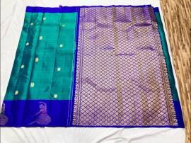 Pure traditional silk sarees