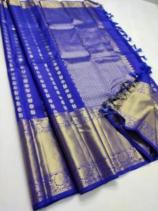 Kanchipuram bridal pure silk sarees