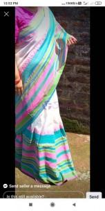 Begumpuri pure khadi cotton sarees