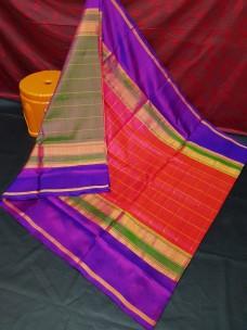 Anushka model uppada sarees