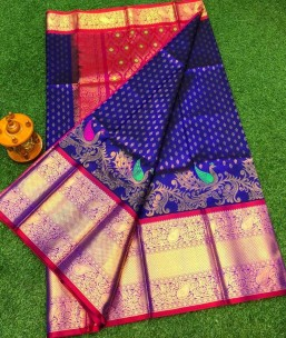 Uppada pure wedding silk sarees