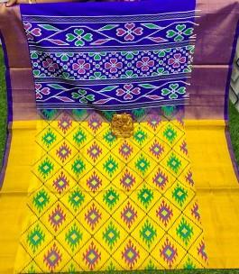 Uppada silk printed sarees