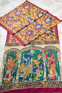 Exclusive Chennuri silk sarees