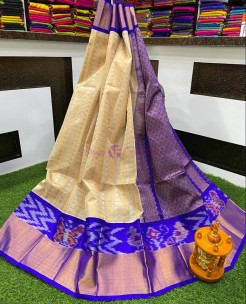 Kuppadam sarees with pochampally border