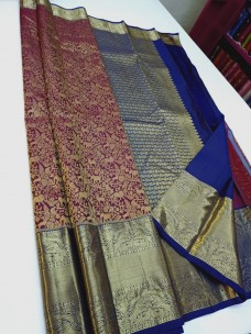 Pure kanchipuram wedding silk sarees