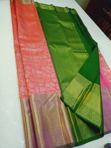 Pure kanchipuram wedding silk sarees