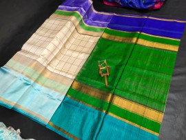 Uppada Anushka model sarees