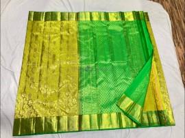 Latest pure handloom kanchipuram silk sarees