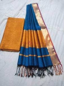 Handloom maheshwari dress materials