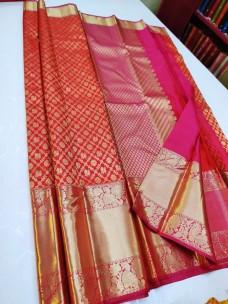 Pure bridal silk sarees