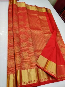 Pure bridal silk sarees