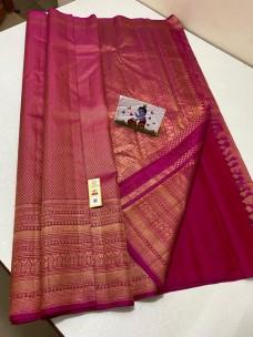 Kerala style wedding silk sarees