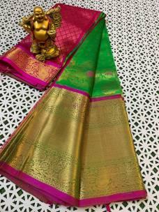 Pure handloom kuppadam sarees