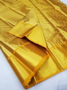 Pure kanchipuram bridal tissue silk sarees