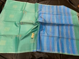 Pure tussar steple silk fancy sarees